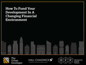 Property Developer Industry Event by Development Finance Partners, August 2016