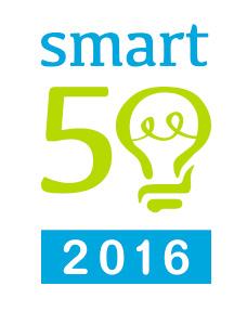 DF Partnerts shortlisted for Smart50 awards, 2016